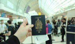 канада паспорт вакцинации