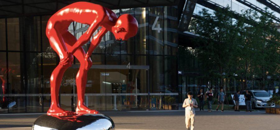 скульптура ванкувер