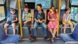 бесплатный транспорт для детей