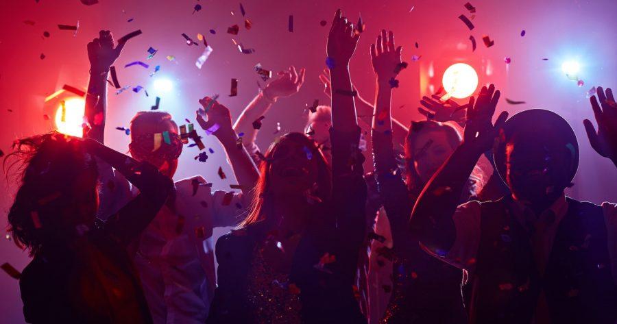 вечеринка в канаде