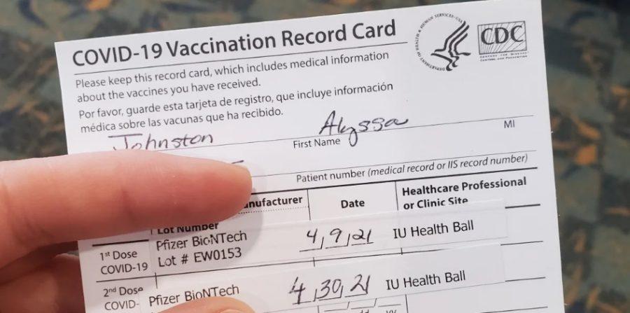 вакцинация канадцы