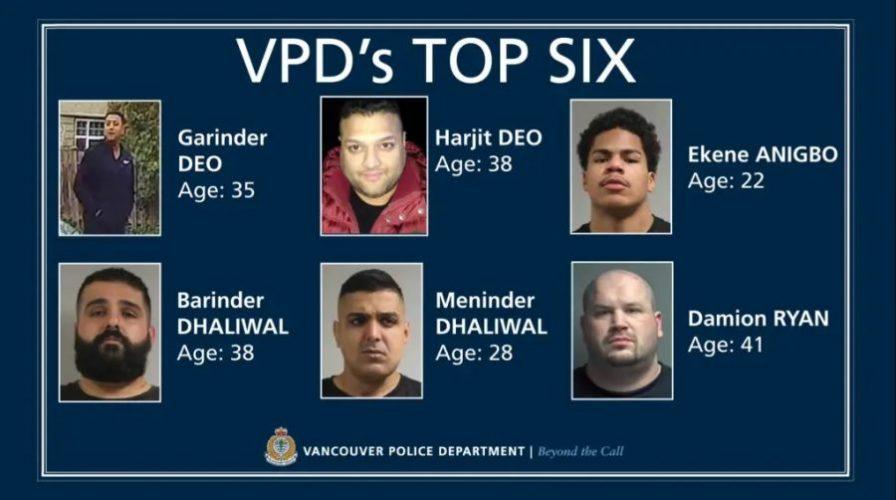 опасные преступники