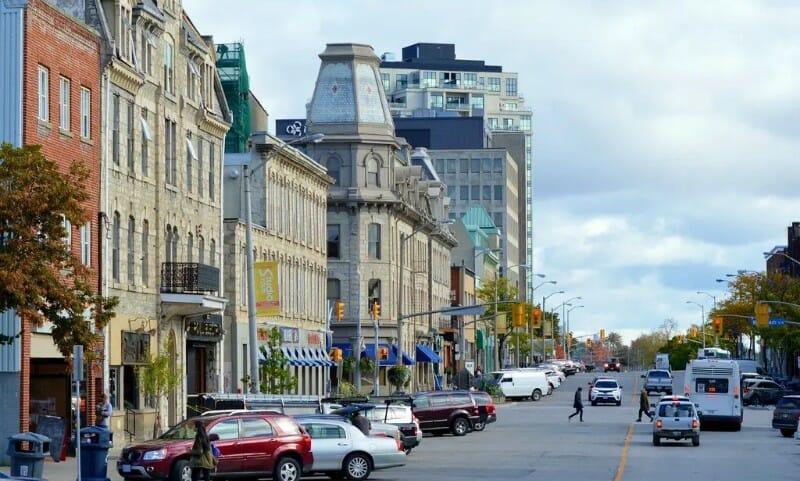 безопасные города канады
