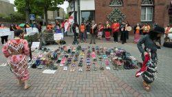 детские могилы канада