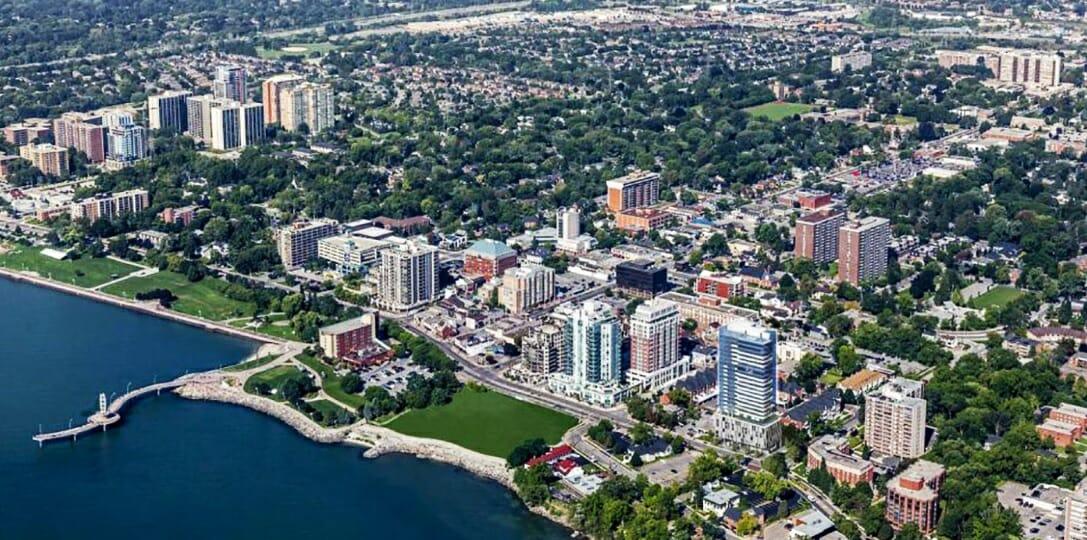 безопасные канадские города