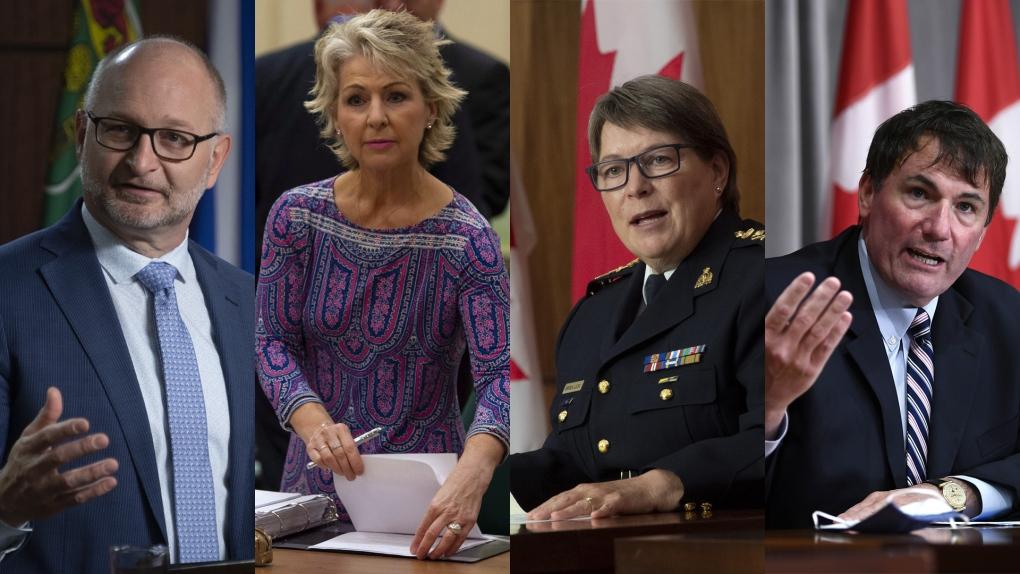 санкции против канады